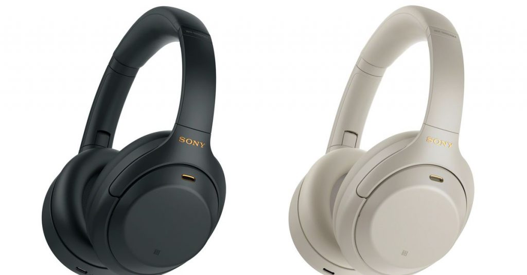 Sony's new 1000XM4 headphones have improved noise cancellation and can pair with two devices at once
