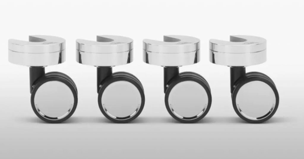 The first third-party Mac Pro wheels are a (relative) steal at a mere $249