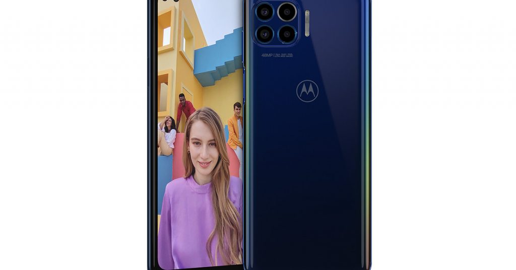 The Motorola One 5G has faster speeds and a macro lens ring light for less than $500