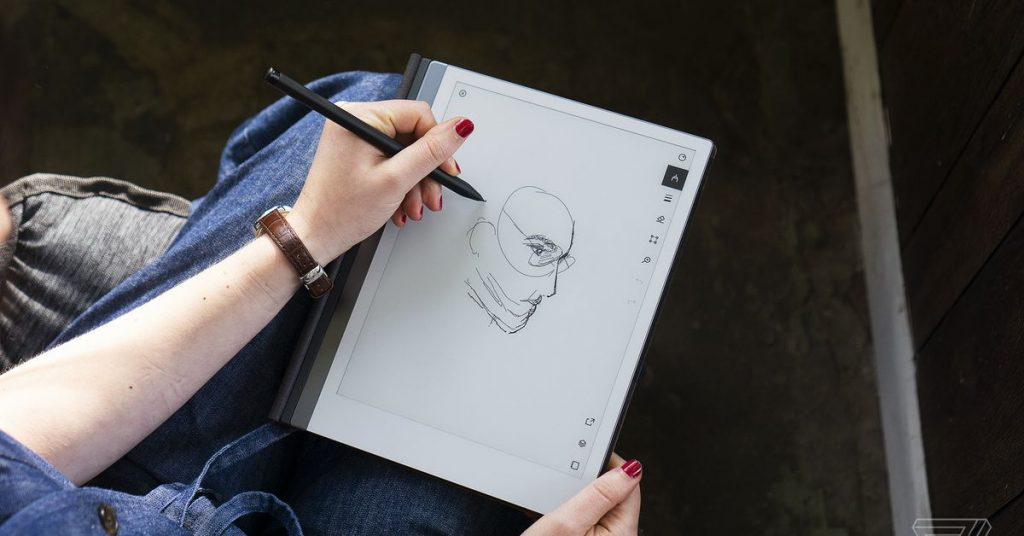 The reMarkable 2 is the latest attempt to turn your paper notepad digital