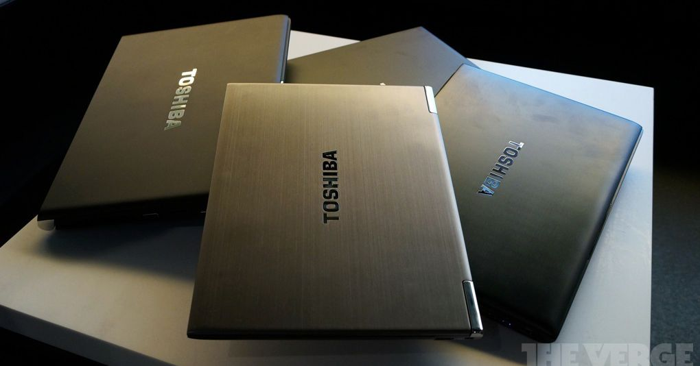 Toshiba is officially out of the laptop business