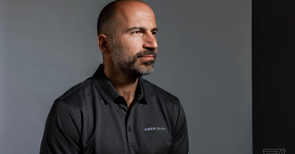 Uber CEO on the fight in California: 'We can't go out and hire 50,000 people overnight'