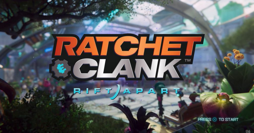 Watch seven minutes of Ratchet & Clank: Rift Apart, releasing in PS5's 'launch window'