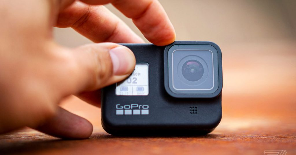 You can now use a GoPro Hero 8 as a webcam on Windows, too