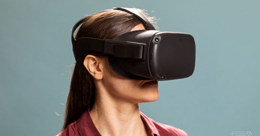 You'll need a Facebook account to use future Oculus headsets