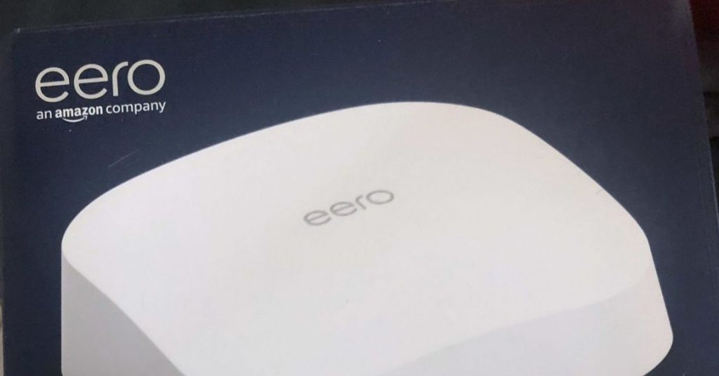 A faster Wi-Fi 6 Eero is coming