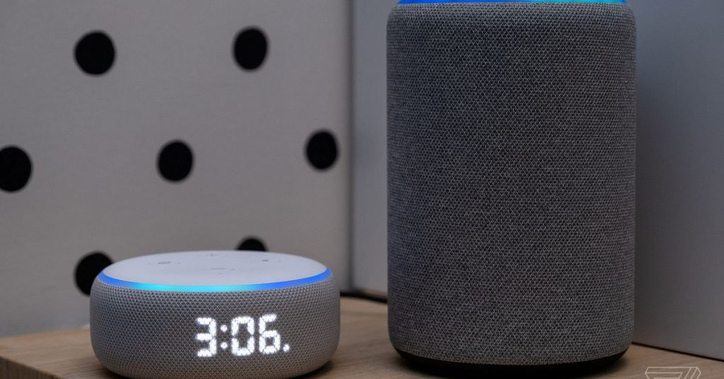 Amazon's fall Alexa hardware event is set for September 24th
