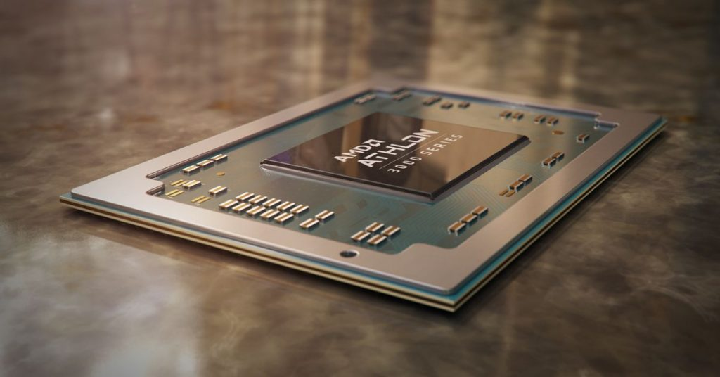 AMD announces new processors for Chromebooks (kind of)