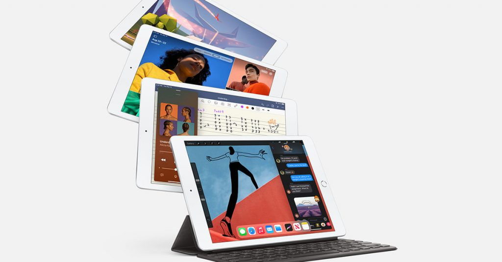 Apple announces updated eighth-generation 10.2-inch entry-level iPad for $329