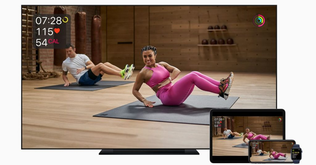 Apple Fitness Plus' biggest competitor isn't Peloton — it's your gym