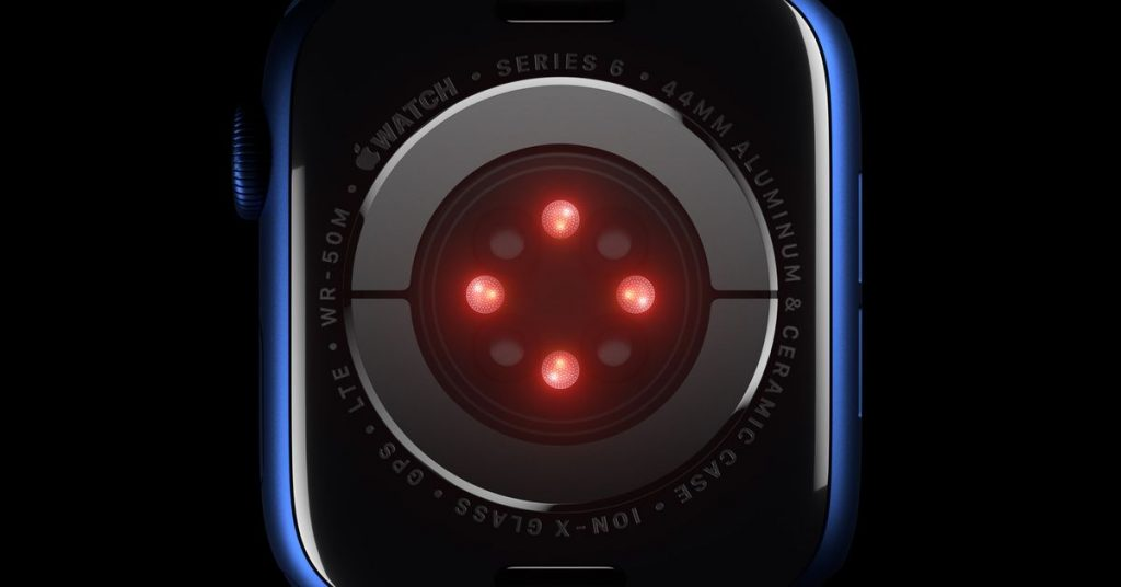 Apple quietly reveals the Watch Series 6 will be the first with U1 locator chip