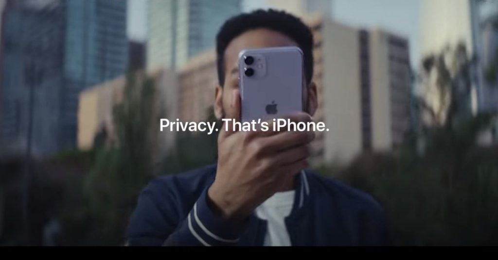 Apple's new Over Sharing ad reminds us it really wants to be seen as a privacy protector