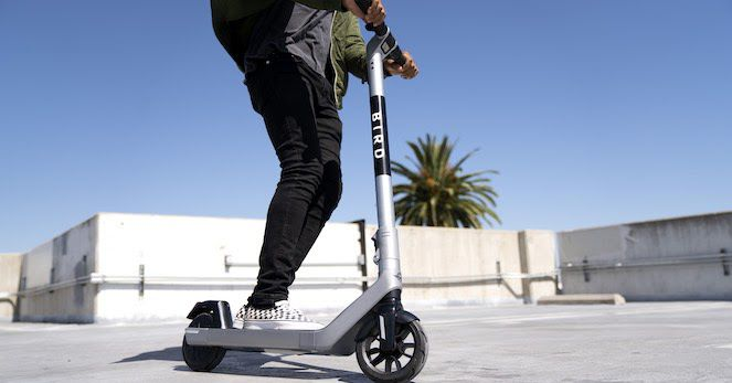 Bird doubles down on selling electric scooters directly to customers