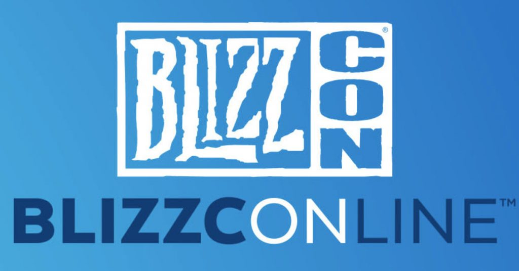 BlizzConline will bring back Blizzard's canceled convention as an online show in February