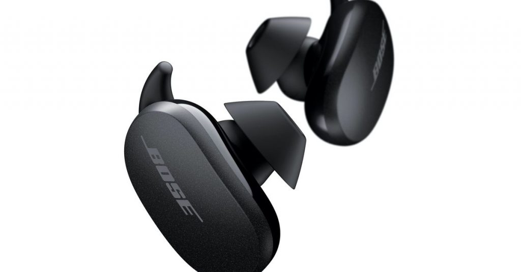 Bose announces $279 QuietComfort Earbuds and $179 Sport Earbuds
