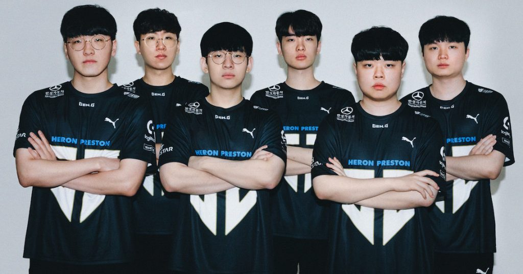 Check out these League of Legends jerseys designed by Heron Preston