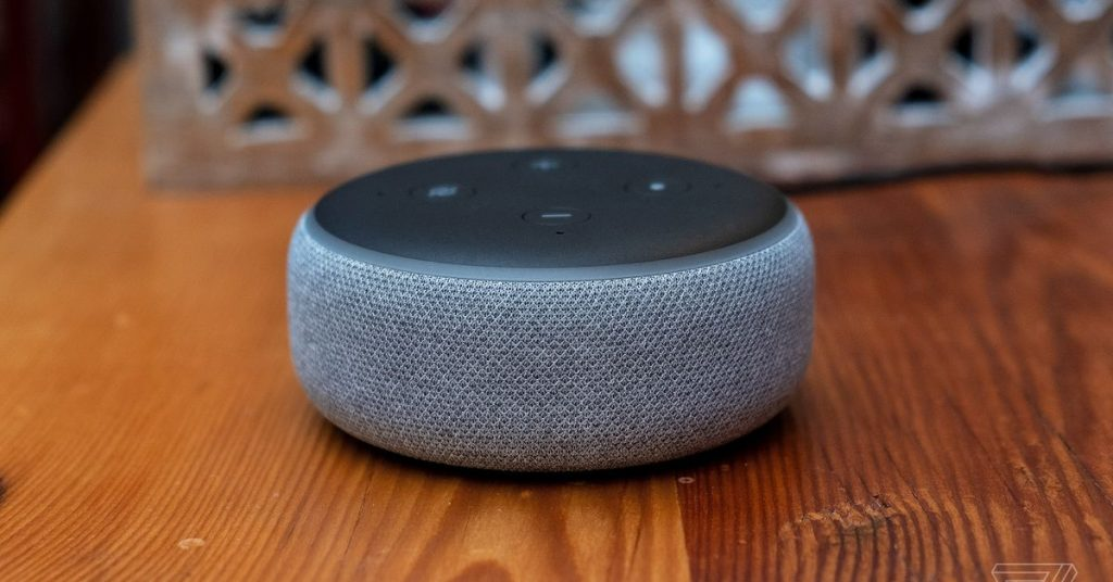 Don't worry, you can still buy a dot-shaped Echo Dot
