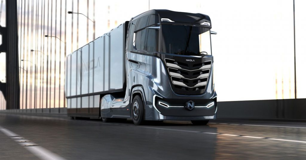 Electric trucking startup Nikola defends itself from short-seller fraud allegations