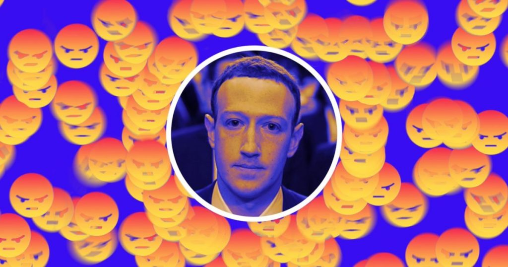 Facebook leaks show Mark Zuckerberg defending his decisions to angry employees