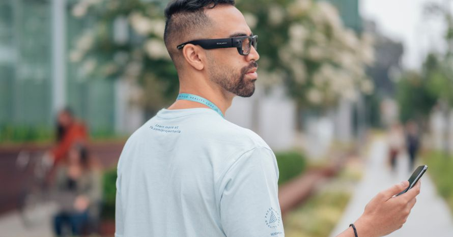 Facebook's first 'smart glasses' will be Ray-Bans, coming next year