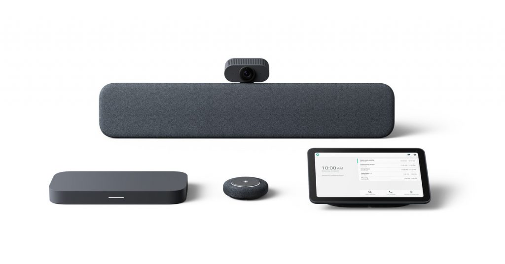 Google announces its own Meet hardware bundle, but it's only for conference rooms