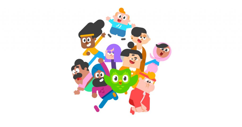 How Duolingo designed the new characters for its Project World