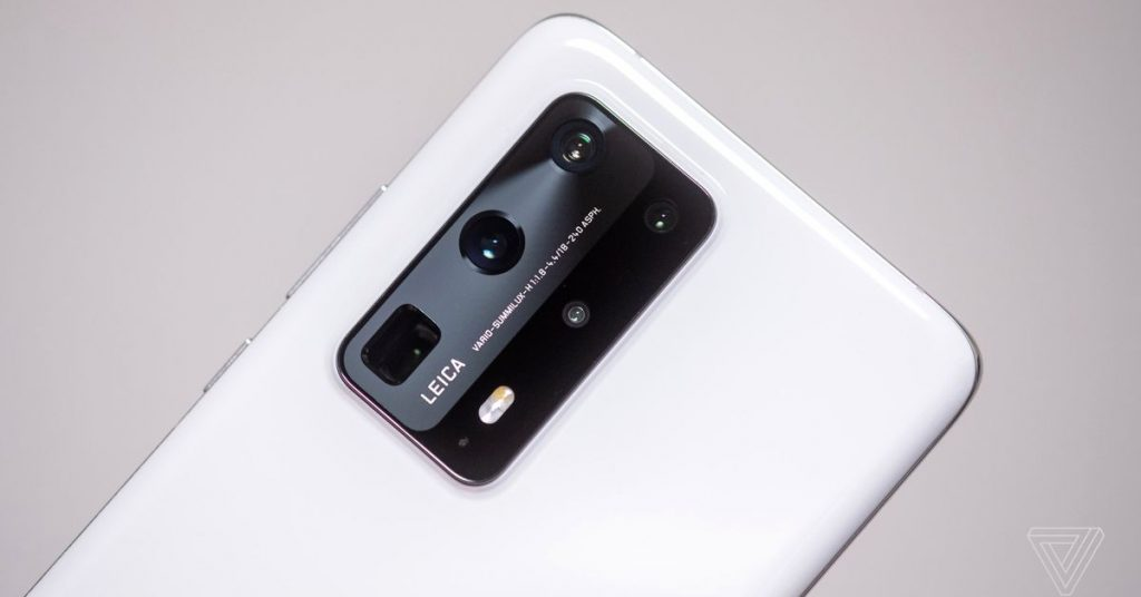 Huawei's P40 Pro Plus is the smartphone zoom king