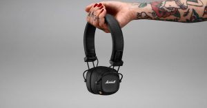 Marshall adds Qi wireless charging to its latest headphones