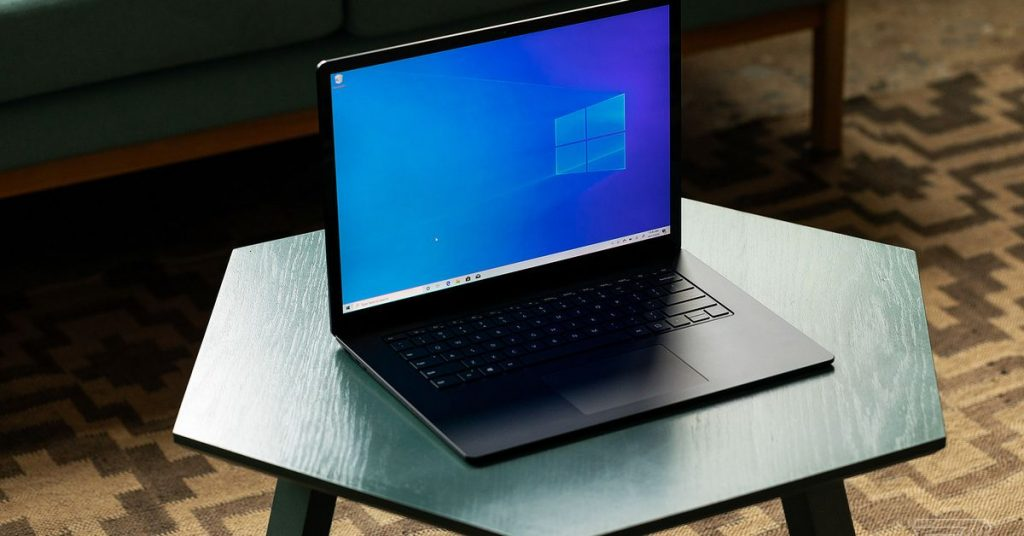Microsoft may announce a new Surface Laptop tomorrow