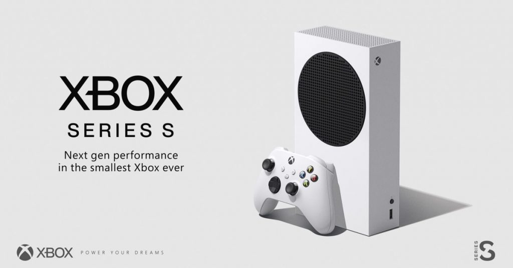 Microsoft reveals Xbox Series S specs, promises four times the processing power of Xbox One