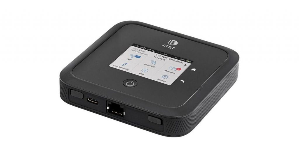 Netgear's new $509.99 5G hotspot is coming to AT&T on September 18th