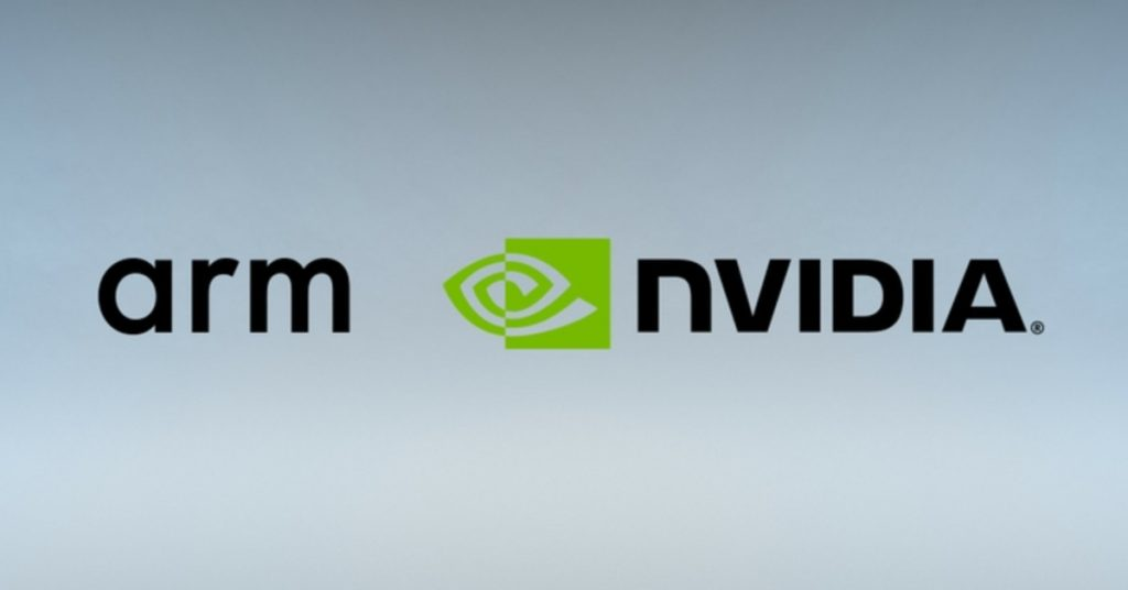Nvidia is acquiring Arm for $40 billion