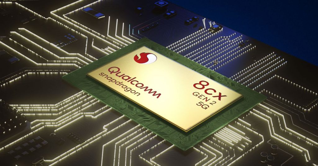 Qualcomm's 8cx Gen 2 5G processor promises a new wave of better ARM-based laptops
