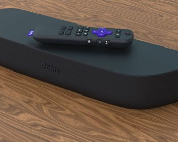 Roku's Streambar is a compact soundbar with built-in streaming smarts