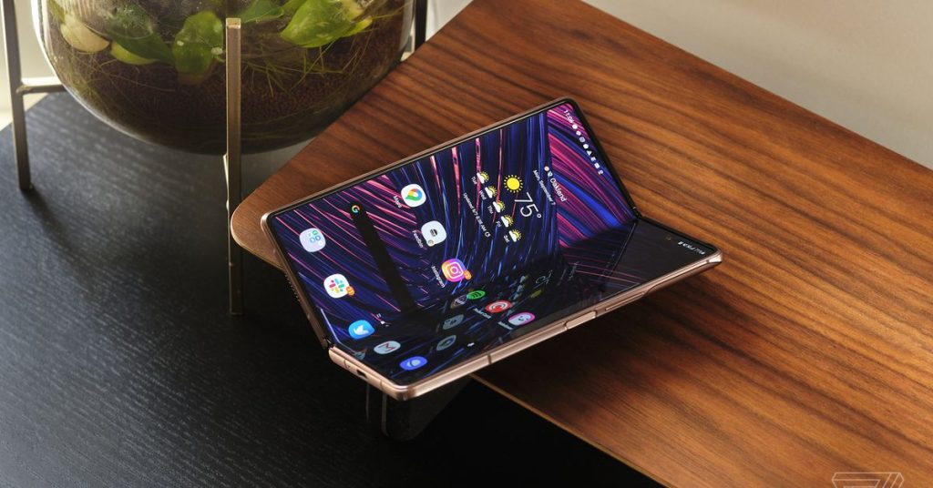 Samsung Galaxy Z Fold 2 review: an extravagant success