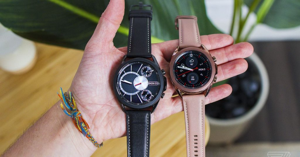 Samsung's Galaxy Watch 3 is down to its lowest price on Amazon