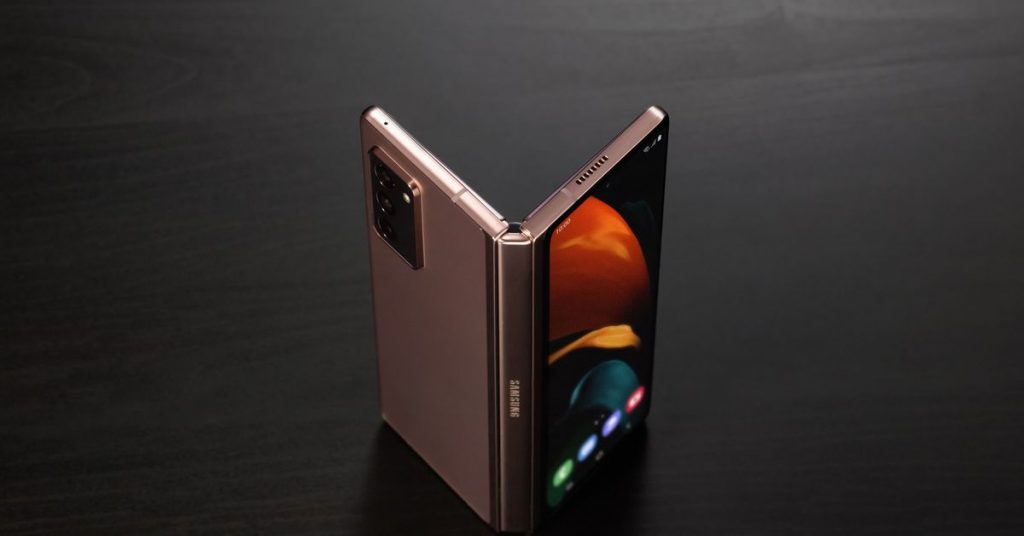 Samsung's Galaxy Z Fold 2 will launch on September 18th for $1,999.99