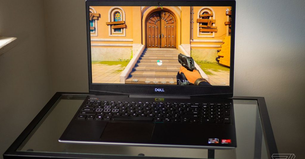 Save 17 percent on Dell's excellent G5 15 SE gaming laptop