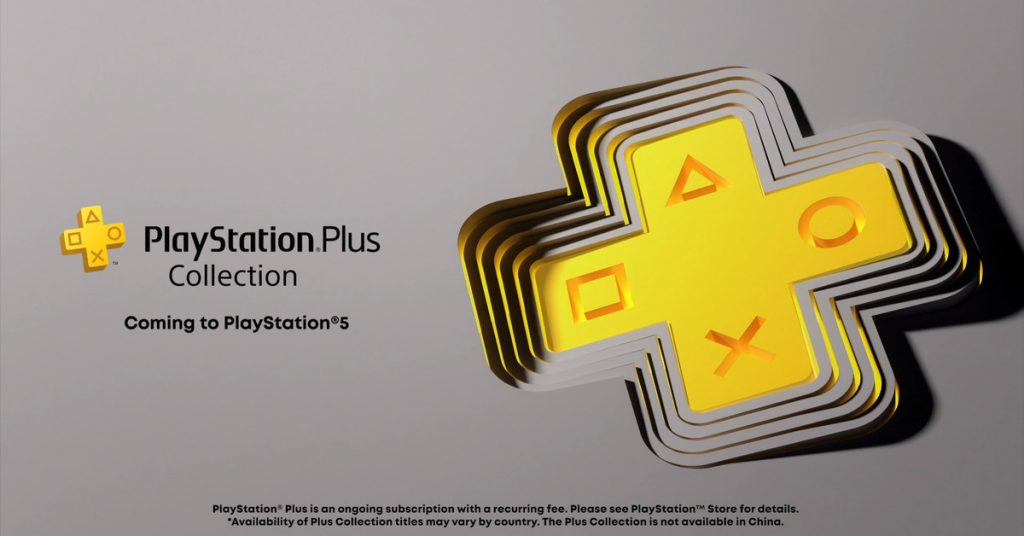 Sony's PlayStation Plus Collection will let you play a bunch of PS4 classics on PS5 at launch