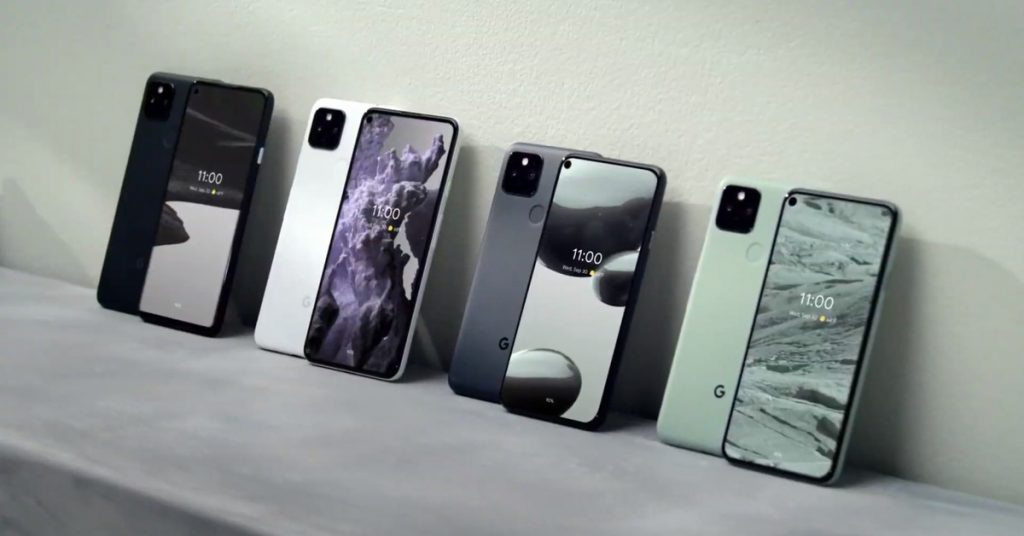 The 7 biggest announcements from Google's Pixel 5 event