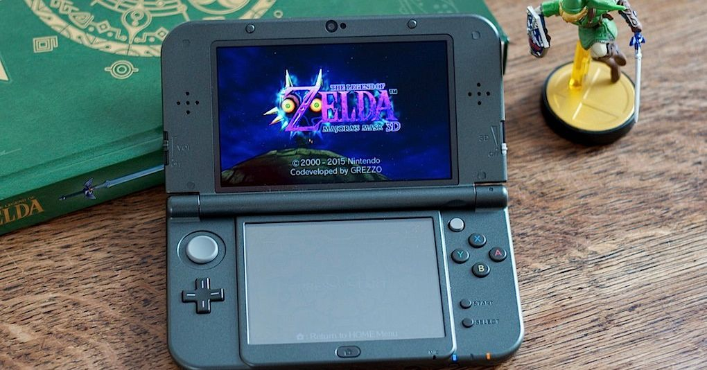 The DS was Nintendo at its best and weirdest