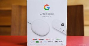 The Home Depot is selling a new Google Chromecast that hasn't been announced