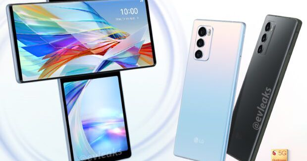 The LG Wing could have a surprisingly thin flip-around screen, as shown in new leaks