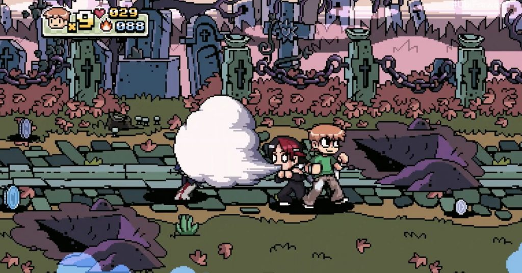 The long-lost Scott Pilgrim game is coming back