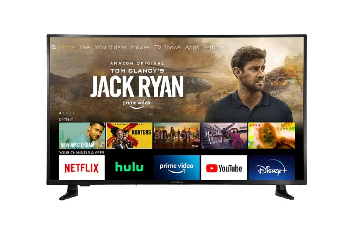 Insignia 4K HDR TV with Fire TV Edition