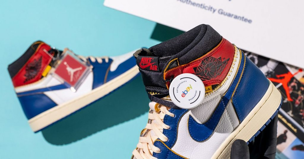 eBay launches sneaker authentication service to combat counterfeit sales