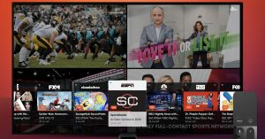 FuboTV now lets you watch four channels at once on Apple TV