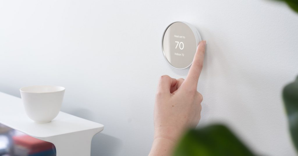 Google's Nest announces new smart thermostat with simpler design, lower price