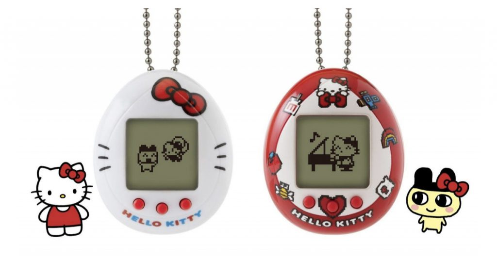 Hello Kitty is getting a new, adorable Tamagotchi treatment