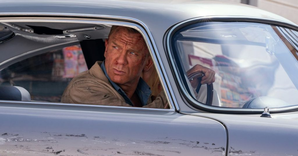 James Bond's next film No Time to Die delayed till 2021 — an entire year